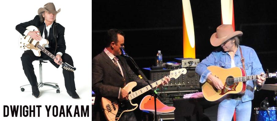 Dwight Yoakam at Sprint Pavilion