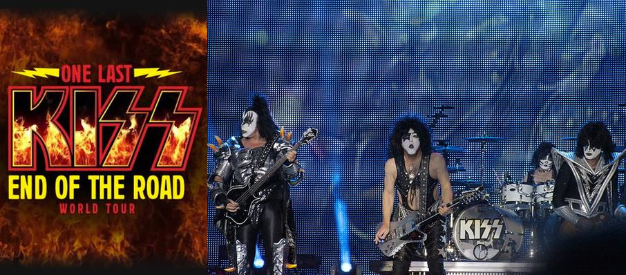 KISS at John Paul Jones Arena