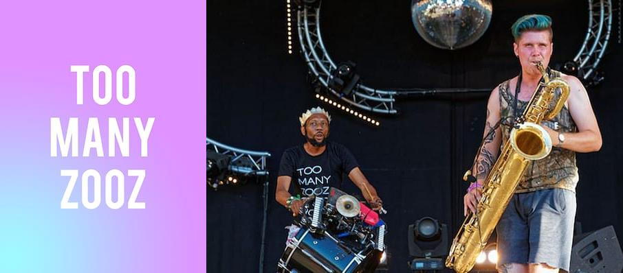 Too Many Zooz at The Southern Cafe and Music Hall