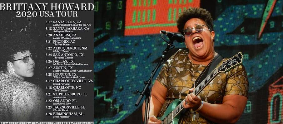 Brittany Howard at Sprint Pavilion